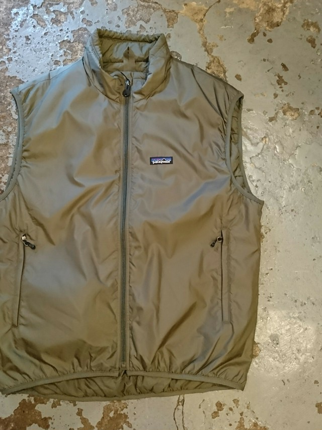 """Patagonia """"M.A.R.S PUFF BALL VEST-SPECIAL"""" DEAD STOCK"""