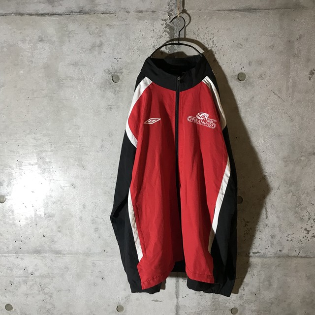 [UMBRO]racer design jacket