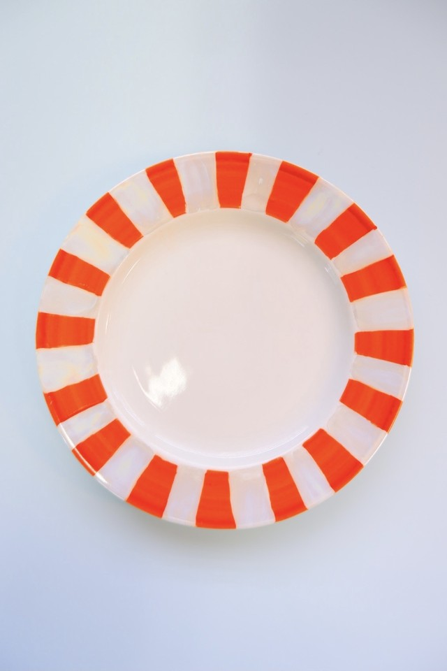 circus tent  / plate(15cm)