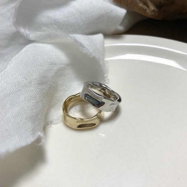 ビンテージビトゥルリング リング 指輪  韓国ファッション