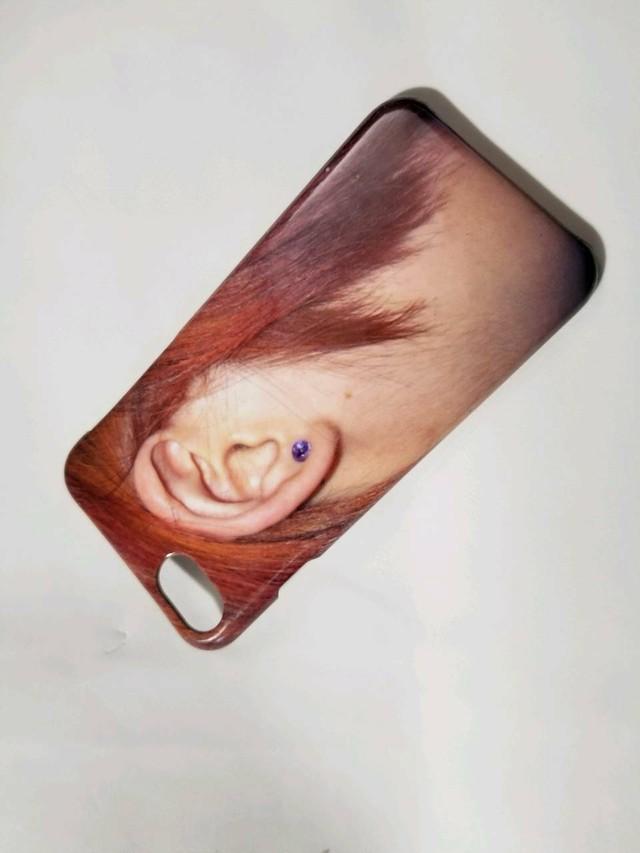 【新作】変なiPhoneケース「通話中なのに耳が透ける?、、、」その4【なち】