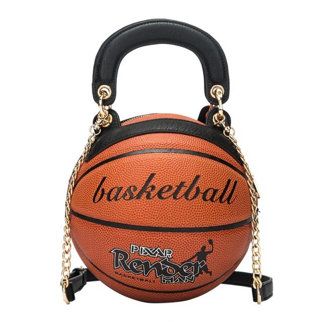 【SELECT】バスケットボールショルダーバッグ