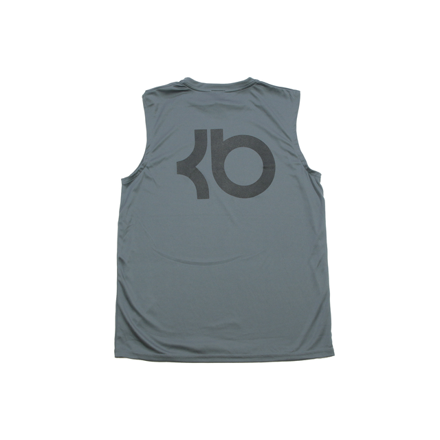 KB Training Day No Sleeve DRY. [GRAY]