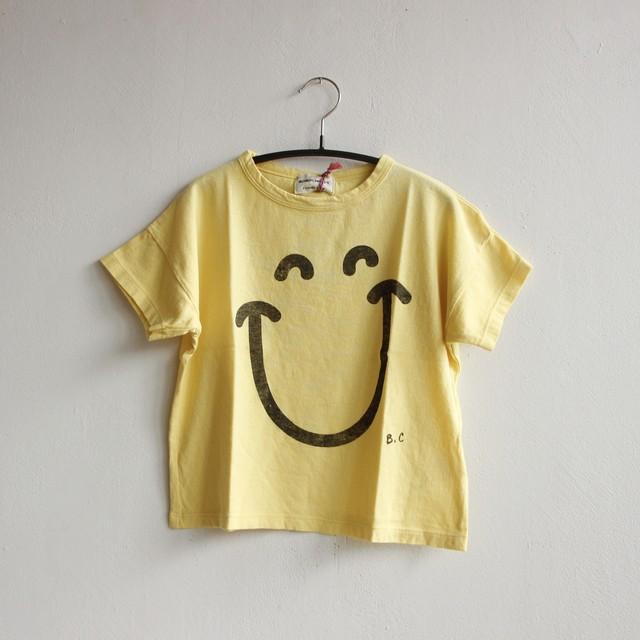 《BOBO CHOSES 2021SS》Big Smile T-Shirt / 2-9Y