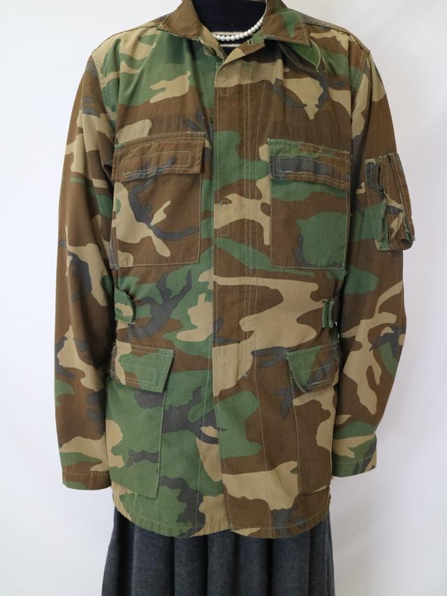 military shirt jacket 【0519】