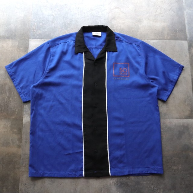 two-tonefront line shirt