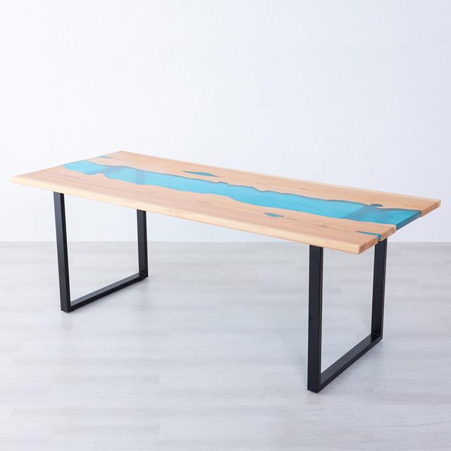 ダイニングテーブル 600×1200