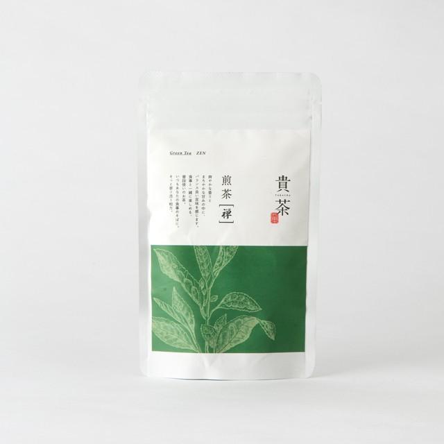 煎茶【禅】-リーフ-