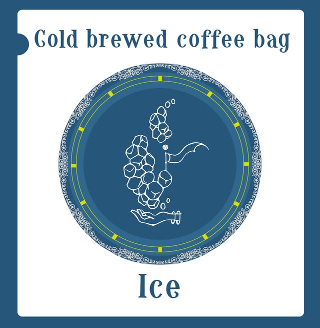 【水出しコーヒーバッグ】お得な大袋20個入り