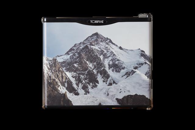 石川直樹 写真家 「K2 from the base camp / 2015」 17リットルREIZOKOSPEAKER
