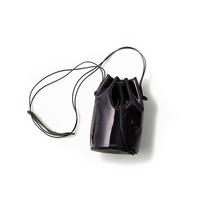 PVC巾着バッグ(PVC Drawstring Bag / C096DN)