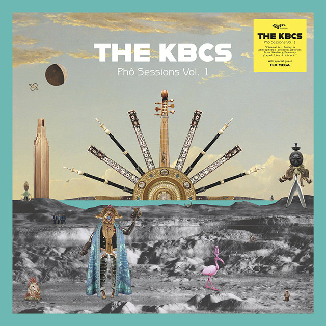 【LP】The KBCS - Phô Sessions Vol. 1
