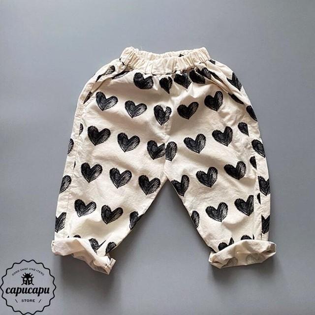 «予約» heart pants ハート パンツ
