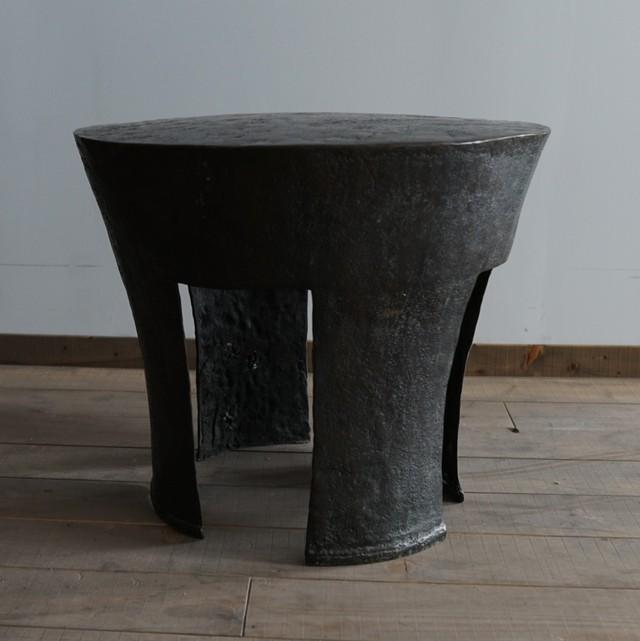 #11-01 Copper stool