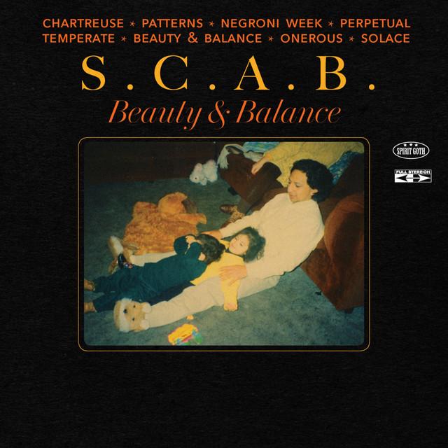 S.C.A.B.  / Beauty & Balance(250 Ltd Cassette)