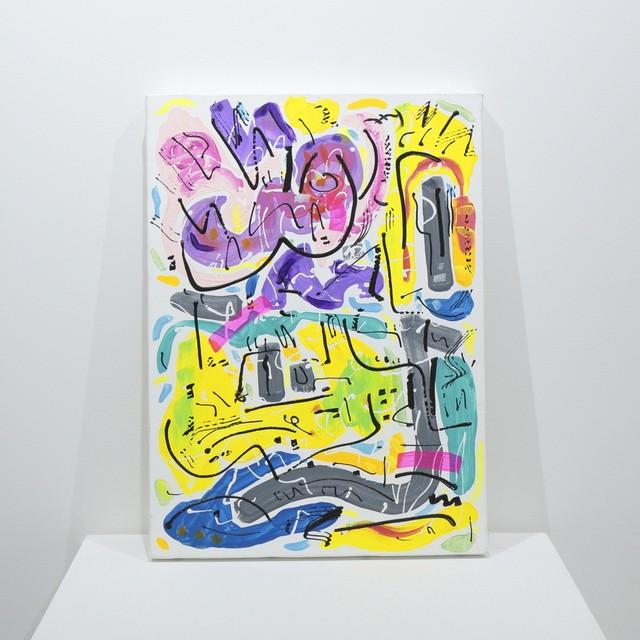 No.158 - 「Abstract Landscape FF-1」ヒロ・ヤタベ