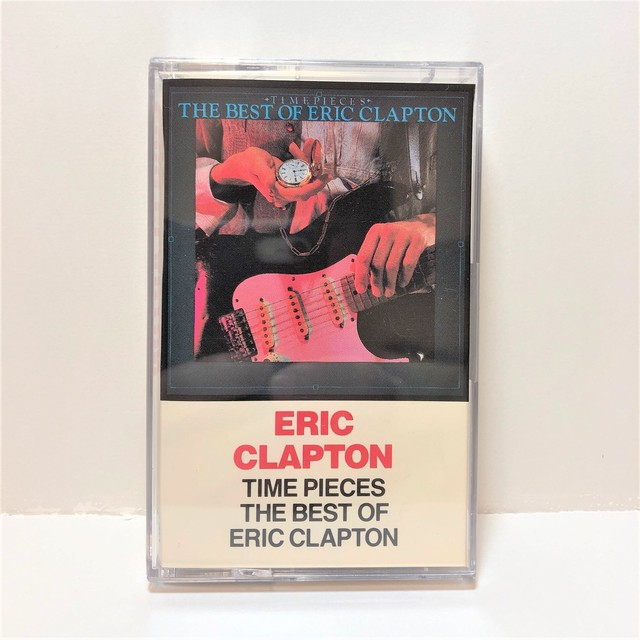 [中古カセット]  Eric Clapton ‎– Time Pieces / The Best Of Eric Clapton