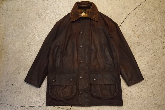 USED 90s Barbour BEAUFORT -36 J0626