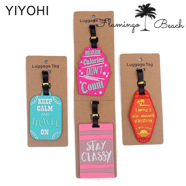 【FlamingoBeach】name tag