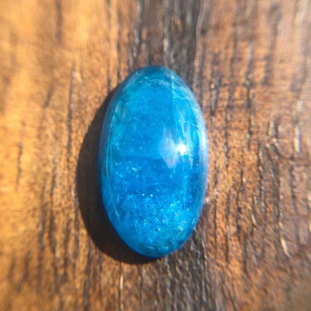 マダガスカル産ブルーアパタイト2