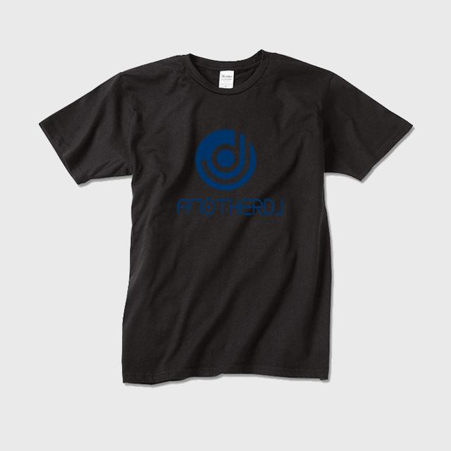 2016秋モデル『ブラック』anotherDJ Sサイズ Tシャツ - メイン画像
