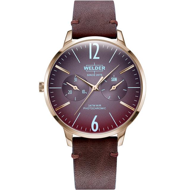 【WELDER ウェルダー】WWRS103/MOODY SLIM DAY DATE 36mm ムーディー スリム デイデイト/国内正規品 腕時計
