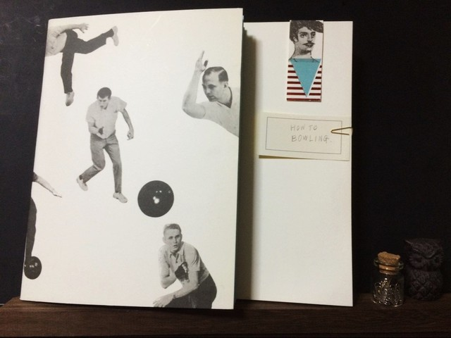 【 再入荷 】BOWLING NOTE ( people / motion )_Recorder【 KOREA DESIGNER 】