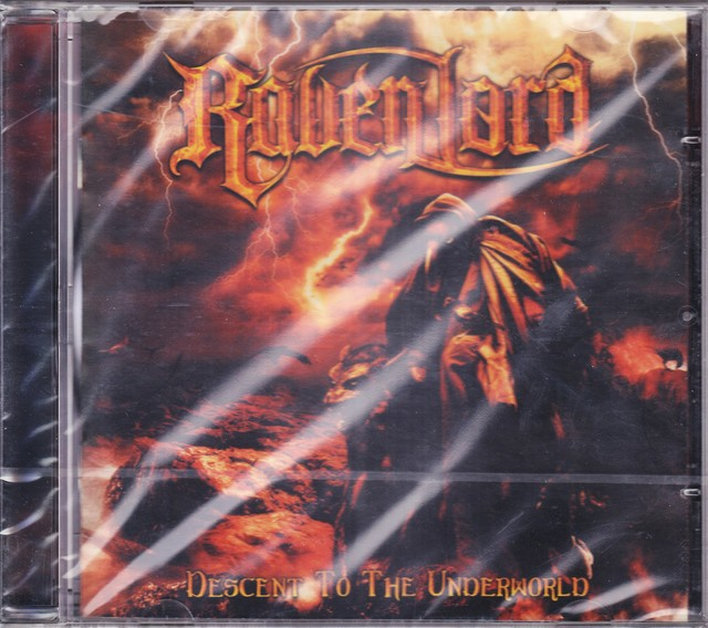 RAVEN LORD 『Descent to the Underworld』