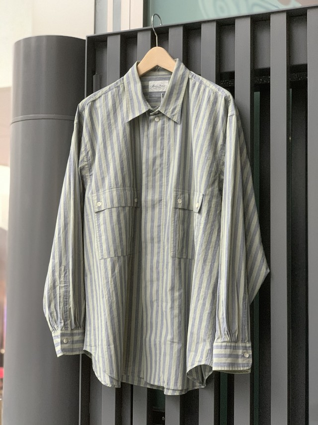 【Marvine  Pontiak shirt makers】CPO SH