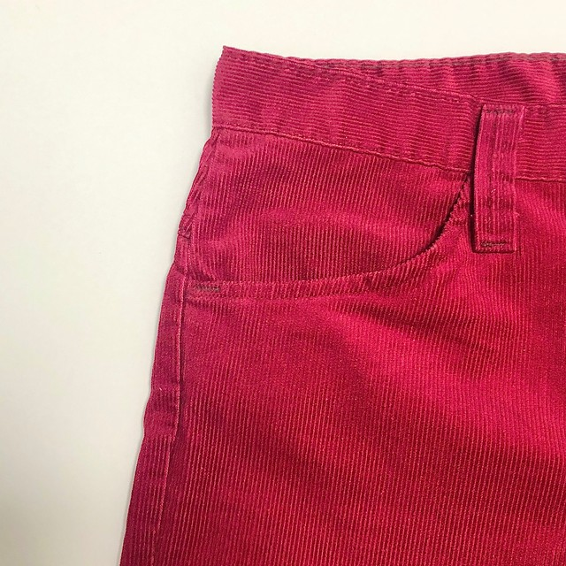 Sears corduroy flare pants