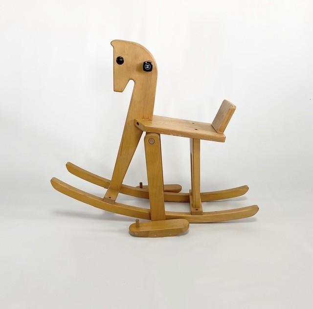木馬のオブジェ rocking horse object