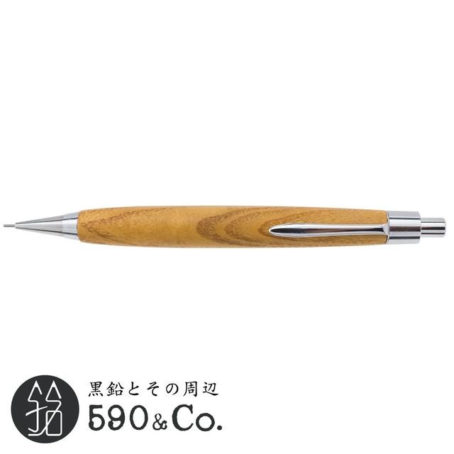 【CRAFT A/クラフトエー】銘木シャープペンシルII / 桑 (0.5mm) E