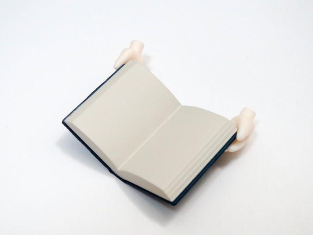 再入荷【861】 ベアトリス 小物パーツ 開いた本 ねんどろいど