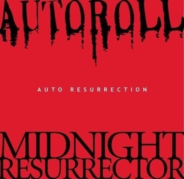 "【 CD / Split 】Midnight Resurrector / AUTOROLL ""AUTO RESURRECTION"""
