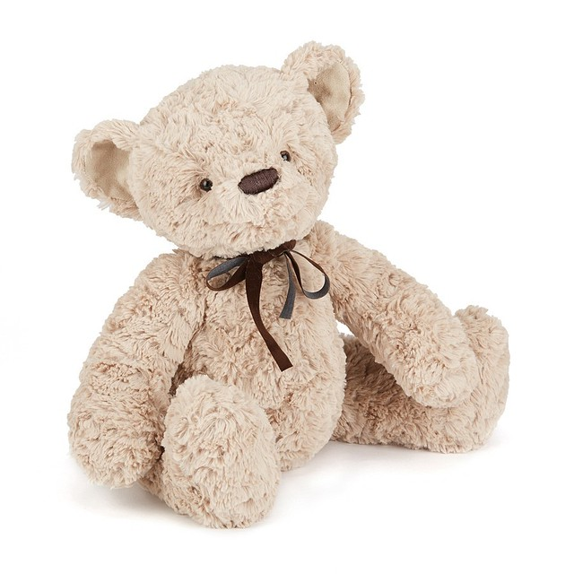 Bertie Bear Small_BER6BS