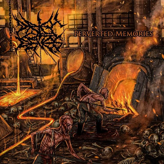DRIFT OF GENES『Perverted Memories』CD