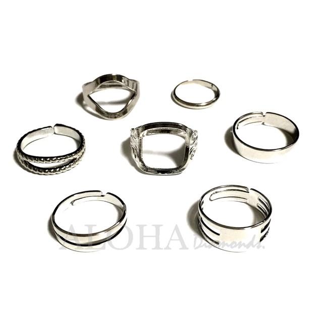 ◎◎◎Ring Ring Ring◎◎◎リング<シルバー>