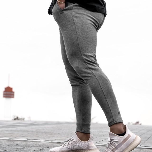 """Crusher"" Jogger Pants ( Smoky Gray)"