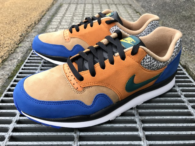 NIKE AIR SAFARI SE SP19 (MONARCH/RAINFOREST-FLAX)