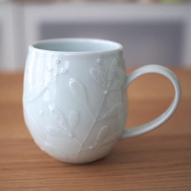 三ツ脚Cup&saucerA・B