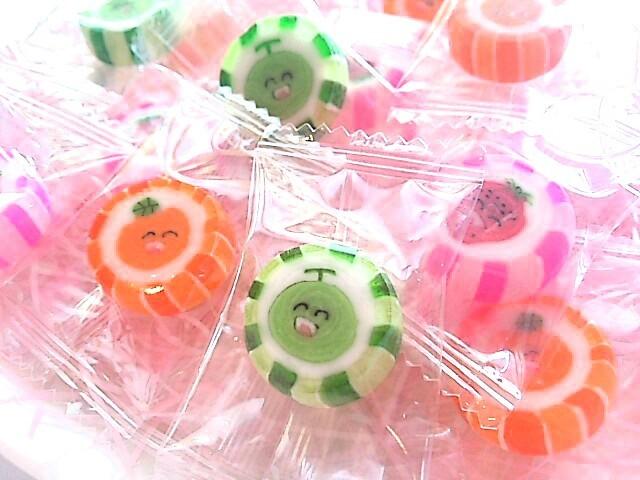 ニコニコフルーツキャンディ(ミックス9個入)