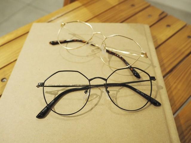 Design flame glasses  [B-5]
