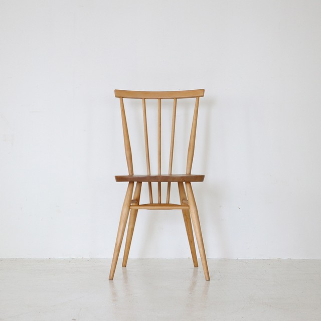 Stick back chair / Ercol
