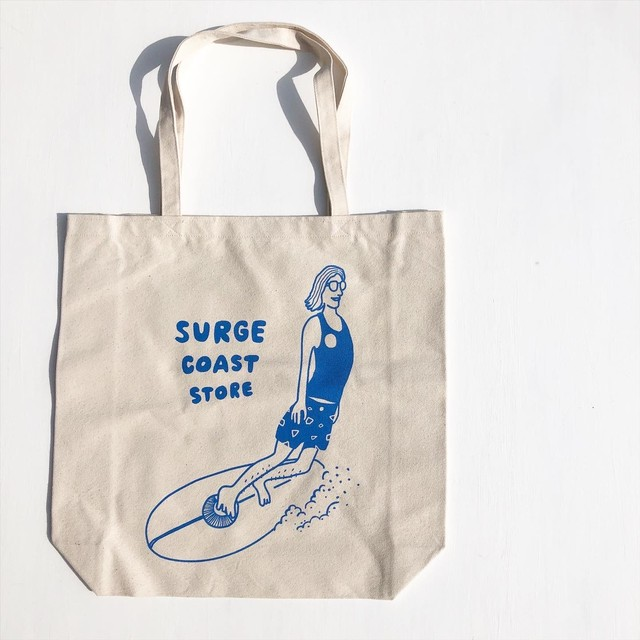 "Surge Coast Store ""Mellow Mood"" Tote Bag"