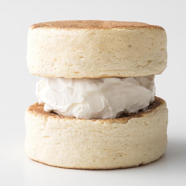 【5月1日-5月31日出荷分】ふわふわ わぬき ミルククリーム5個とあんクリーム5個セット