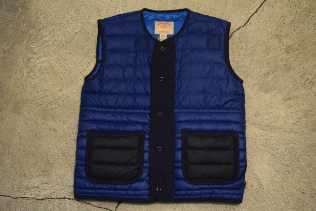 USED 10s patagonia WORN WEAR Down vest -Small V0795