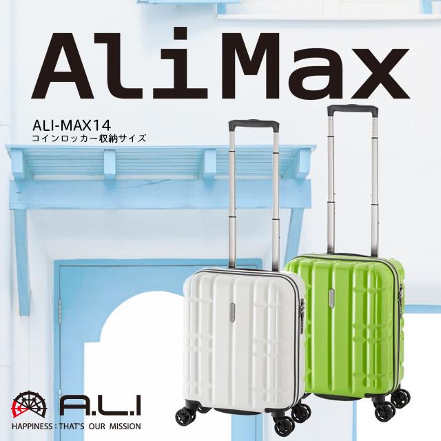 【0〜1泊用】ALiMax ALI-MAX14  22ℓ【機内持ち込みサイズ】