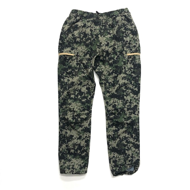 Mountain Martial Arts /MMA 7pkt Run Long Pants 《Digital Camo》