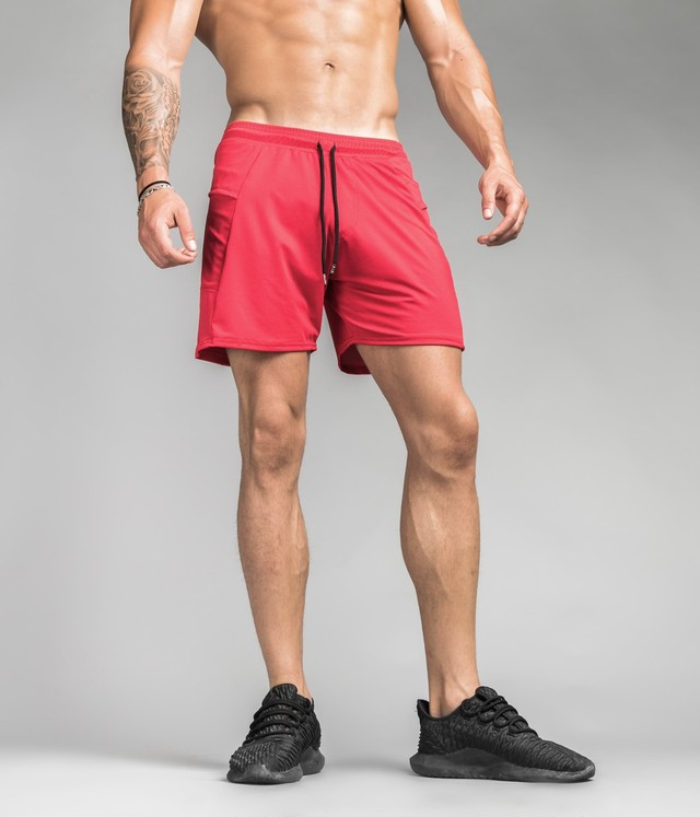 Blueprint5 Mesh performance Shorts(1-16) ダークグレー