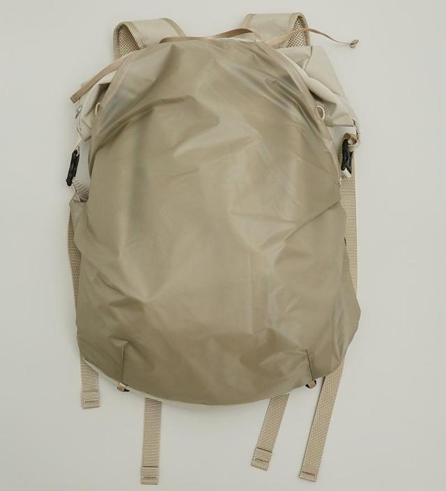 MOUN TEN.  21SS MOUNTEN. daypack 25L (beige)[21S-MA35-091] MOUNTEN.
